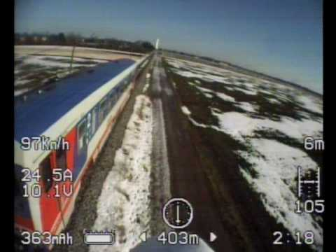 Born for FPV, Insane FPV RC Plane Flight Through Shed, Train and Car Chase, Almost Crash Stall - UCD1hpWHcY5tZYgXNvHs_DKA