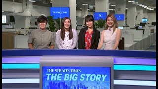 THE BIG STORY: Climate change and what Singaporeans think | More support for kids with autism | ST