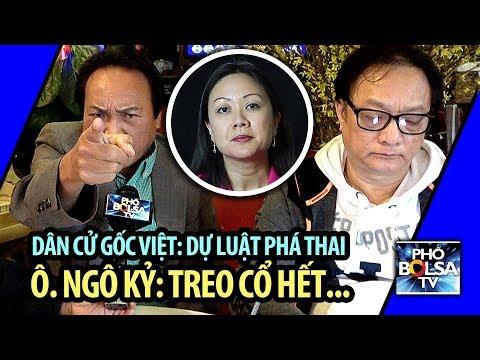 Dân biểu gốc Việt bị phản đối kịch liệt vì dự luật cho phá thai tới lúc sắp sinh