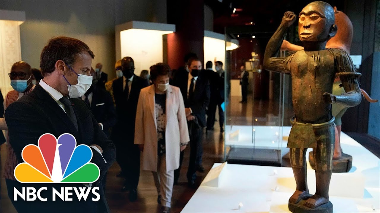 France Begins Process of Handing Back Looted African Treasures
