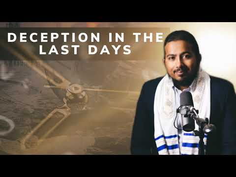 DECEPTION IN THE LAST DAYS - MESSAGE & PRAYER FOR DELIVERANCE FROM DECEIVING SPIRITS
