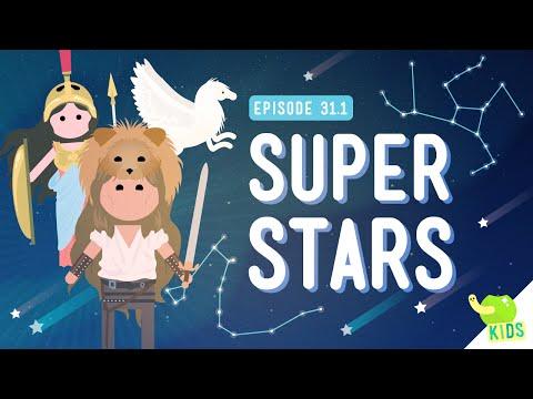 Super Stars (Constellations): Crash Course Kids #31.1 - UCONtPx56PSebXJOxbFv-2jQ