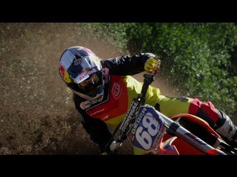 Amazing Slow Motion Motocross Footage of Tarah Gieger - default