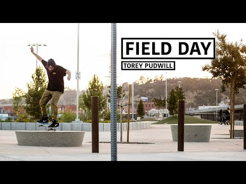 A Day in LA With Pro Skater Torey Pudwill | FIELD DAY - UCf9ZbGG906ADVVtNMgctVrA
