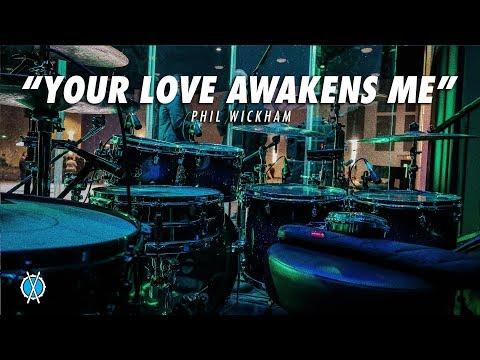 Your Love Awakens Me Drum Cover // Phil Wickham // Daniel Bernard