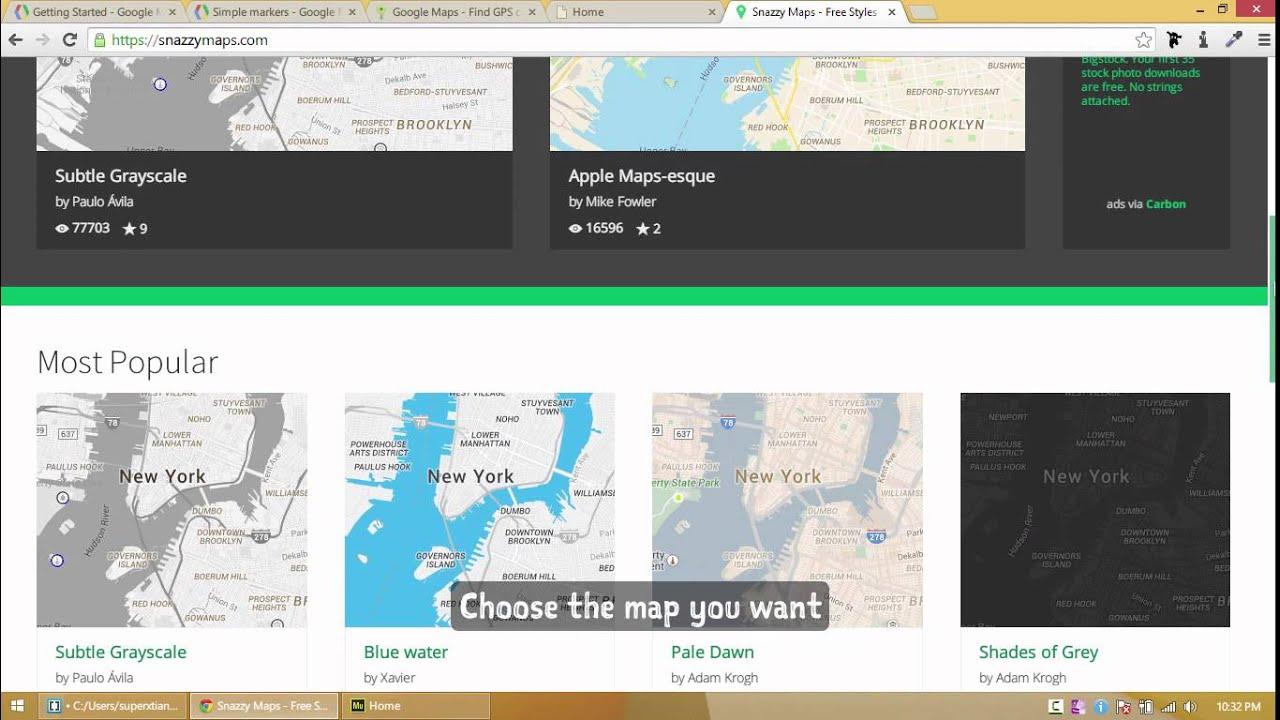 Adobe muse cc make your google maps look awesome using snazzy maps adobe muse cc make your google maps look awesome using snazzy maps impresspages baditri Choice Image