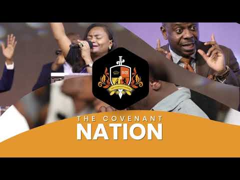 2ND SERVICE AT THE COVENANT NATION  070620