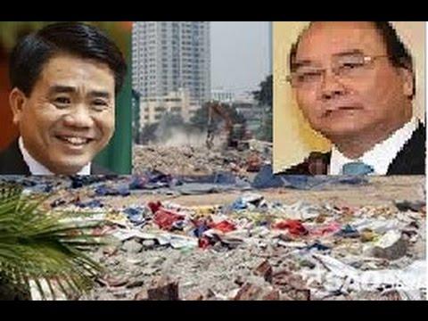 Phúc hói có thể làm gì, nếu Nguyễn Đức chung không giải trình dự án 50 tầng Giảng võ ?