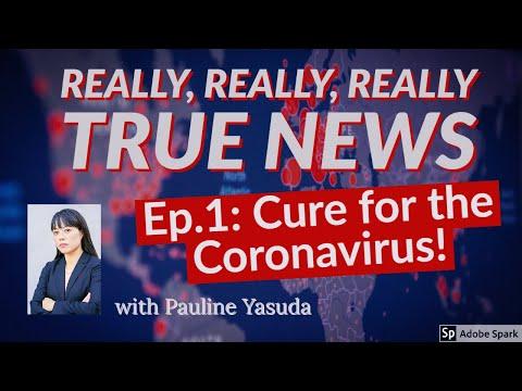 Cure for Coronavirus!