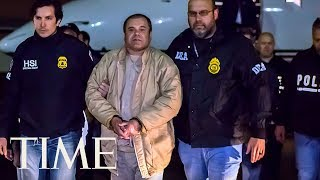 El Chapo, The Notorious Drug Kingpin, Has Been Sentenced To Life In Prison In The U.S. | TIME