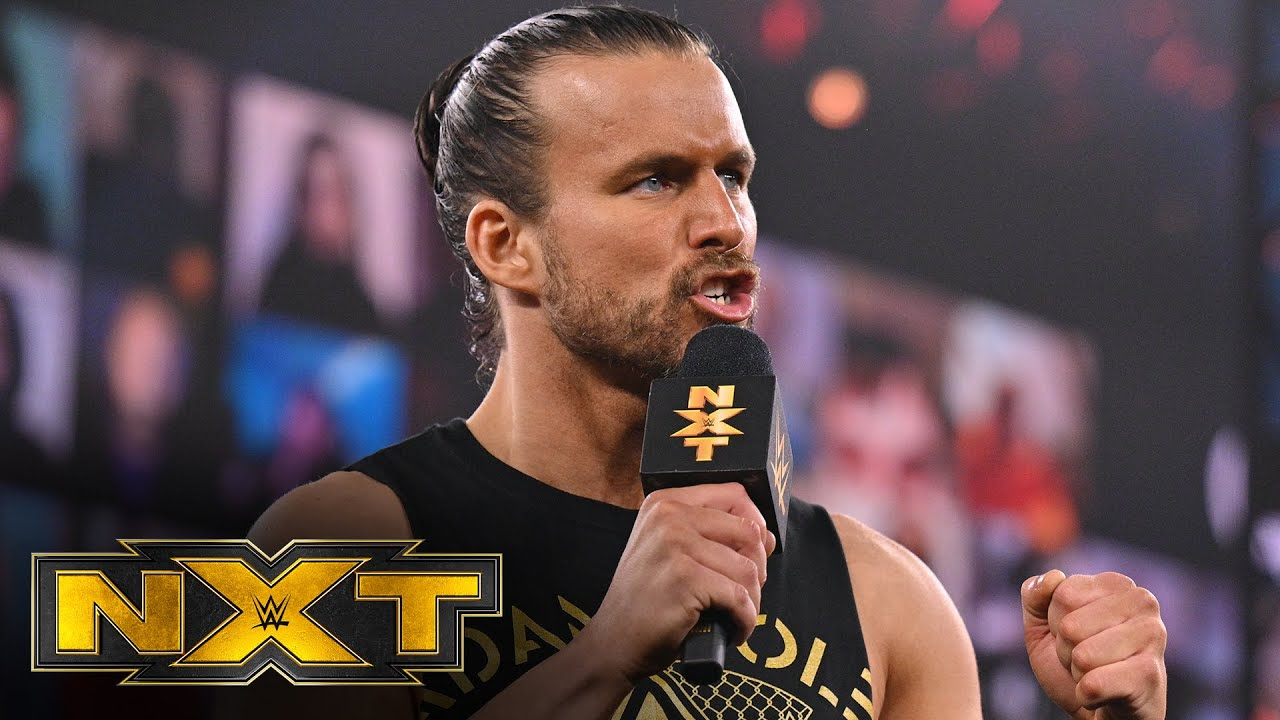 Adam Cole's scathing message for Kyle O'Reilly: WWE NXT, March 17, 2021