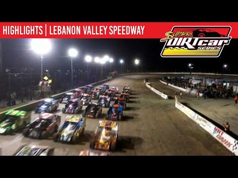 Super DIRTcar Series Big Block Modifieds Lebanon Valley Speedway September 4, 2021 | HIGHLIGHTS - dirt track racing video image