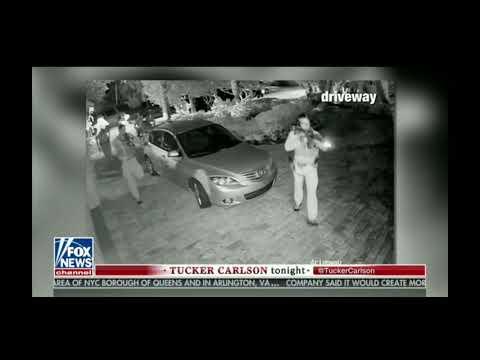 Fox obtains exclusive video of Roger Stone raid - Tucker Carlson 2/8/19