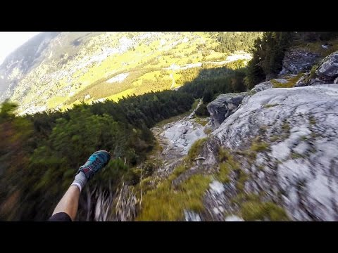 GoPro: Epic Lines: Speedflying with Jamie Lee — Line 1 - UCqhnX4jA0A5paNd1v-zEysw