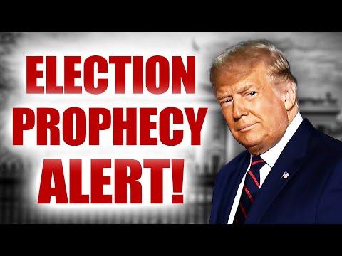 Election Prophecy Alert! NEW Evidence Revealed!