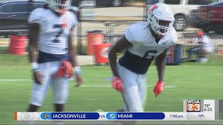Staying on the Field: Adams finally healthy, looks to anchor Illini DB's