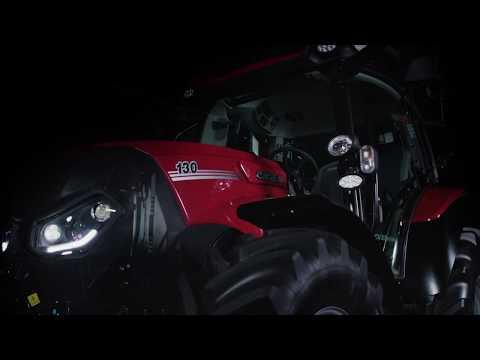 Produktový klip na novou řadu traktorů