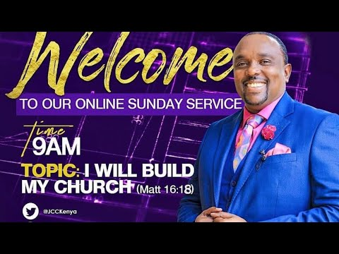 Jubilee Christian Church Live Sunday Service Live - 19th July 2020. (#JCCLiveService)