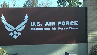 Malmstrom welcomes F-22 Raptors, holds open house
