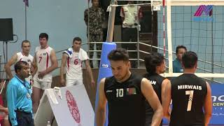HIGHLIGHTS ll Turkmenistan vs Afghanistan | AVC Central Zone ll