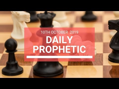 Daily Prophetic 10 October Word 6