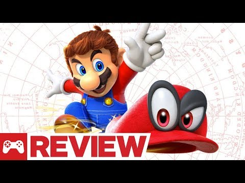 Super Mario Odyssey Review - UCKy1dAqELo0zrOtPkf0eTMw