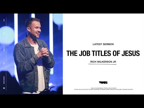 Rich Wilkerson Jr.  BC/AD: The Job Titles of Jesus