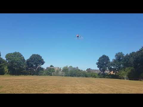değişik bir helikopter: Wisnicopter