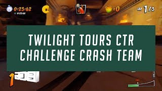 Twilight Tours CTR Challenge Crash Team Racing Nitro Fueled