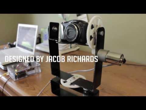 DIY Pan Tilt Camera Mount - UCjzb1mCzxPsbrmSjWG3Hj1w