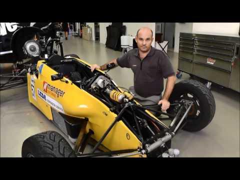 RC10 mono shock (mip) prototype conversion   AudioMania lt