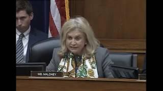 Rep. Maloney Examines Repairing the Damage and Preparing to Count 2020 Census