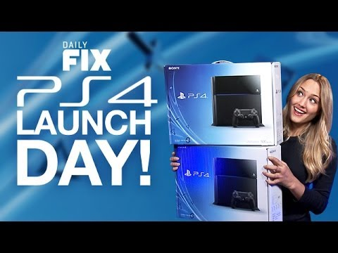 Big PS4 Game Reveals & Win a PS4 Game!- IGN Daily Fix 11.15.13 - UCKy1dAqELo0zrOtPkf0eTMw