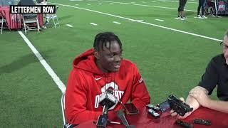 Teradja Mitchell: Ohio State linebacker talks about his offseason