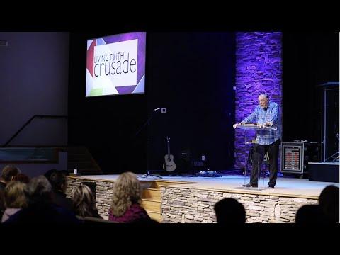 Kenneth Hagin Ministries' Living Faith Crusades
