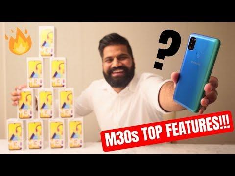 Tg Galaxy M30s Giveaway