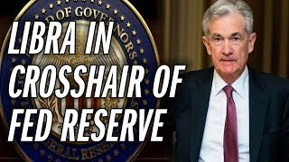 U.S Federal Reserve Head Jerome Powell Slams Facebooks Libra Cryptocurrency