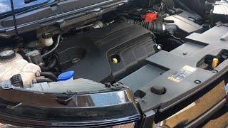 Cambio olio motore Ford Edge 2.0 da 2016