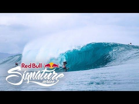 Volcom Pipe Pro 2018 FULL TV EPISODE | Red Bull Signature Series - UCblfuW_4rakIf2h6aqANefA