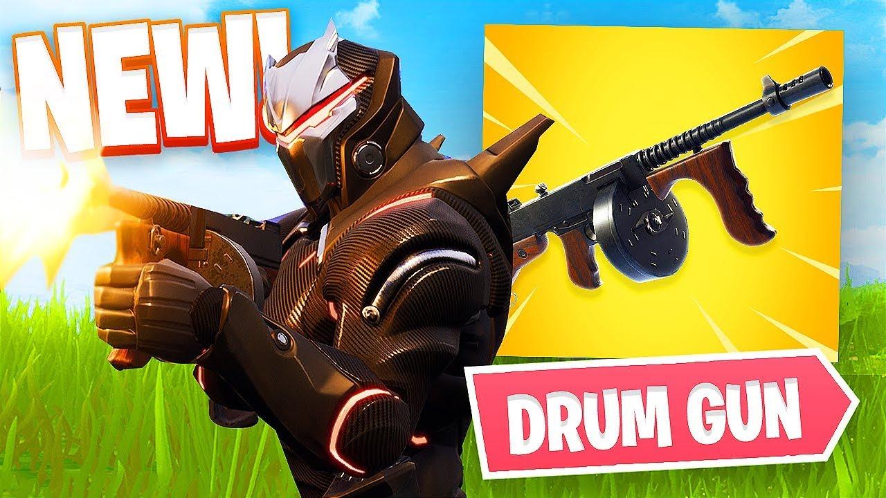 new fortnite update drum gun gameplay fortnite battle royale fpvracer lt - fortnite drum