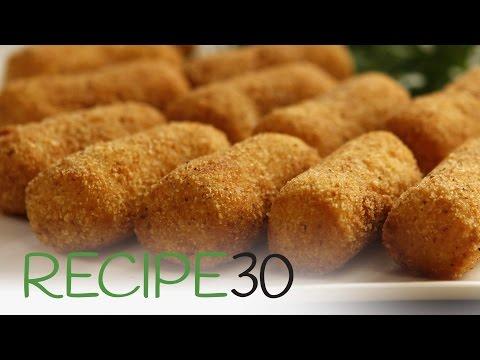 Classic Potato Croquettes - By RECIPE30.com - UCy_iF2lqOucgmK1BLCl-6vQ