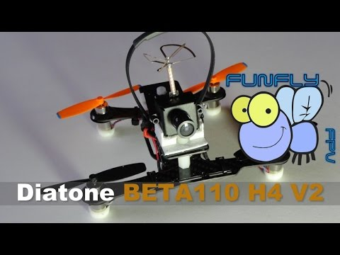 Diatone Beta110 H4 V2.0 FPV Build and Review - UCQ2264LywWCUs_q1Xd7vMLw