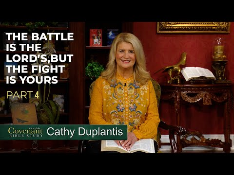 Voice of the Covenant Bible Study, October 2020 Week 4  Cathy Duplantis