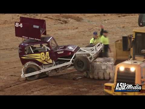 Thrills and Spills | 5th June 2021: Archerfield Speedway - Sprintcars ECL Series R14 - dirt track racing video image