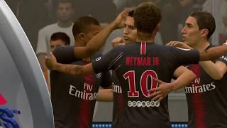 FIFA 19 - NURNBERG vs. PARIS SAINT GERMAIN || INTERNATIONAL FRIENDLY 2019 || FULL MATCH & GAMEPLAY