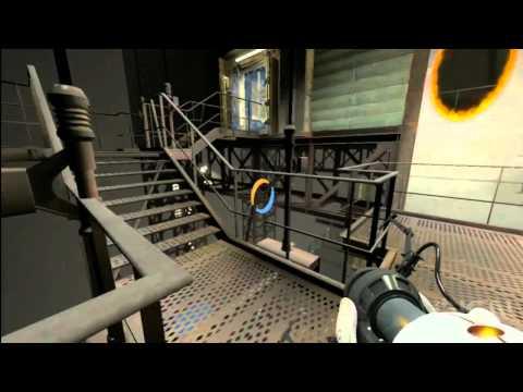 Portal 2 Walkthrough: Chapter 6 The Fall ( Part 2) - UCKy1dAqELo0zrOtPkf0eTMw