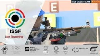 LIVE - ISSF Rifle/Pistol Judges Course in Russian - Minsk (BLR)  2019
