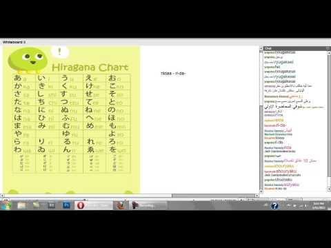 أكاديمية الدارين │اللغة اليابانية│ المحاضرة 3