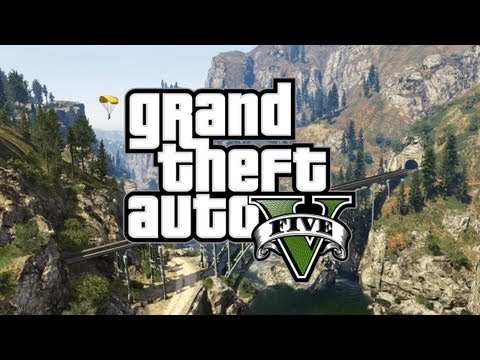 GTA 5: 41 Tiny Mind-Blowing Things - UCKy1dAqELo0zrOtPkf0eTMw