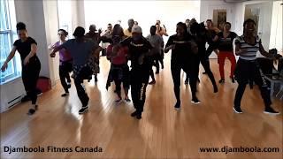 Dj Arafat - Lékilé, chorégraphie classe d'Afro-urbaine de Djamboola Canada